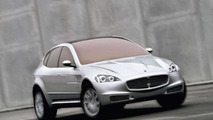 Jeep Grand Cherokee to underpin Maserati SUV - report
