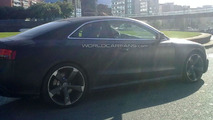Reader Spy: Audi RS5 Caught in Barcelona