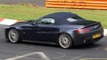 Aston Martin V12 Vantage Roadster headed for Geneva?