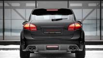 TOPCAR Porsche Cayenne Vantage II, 28.12.2010