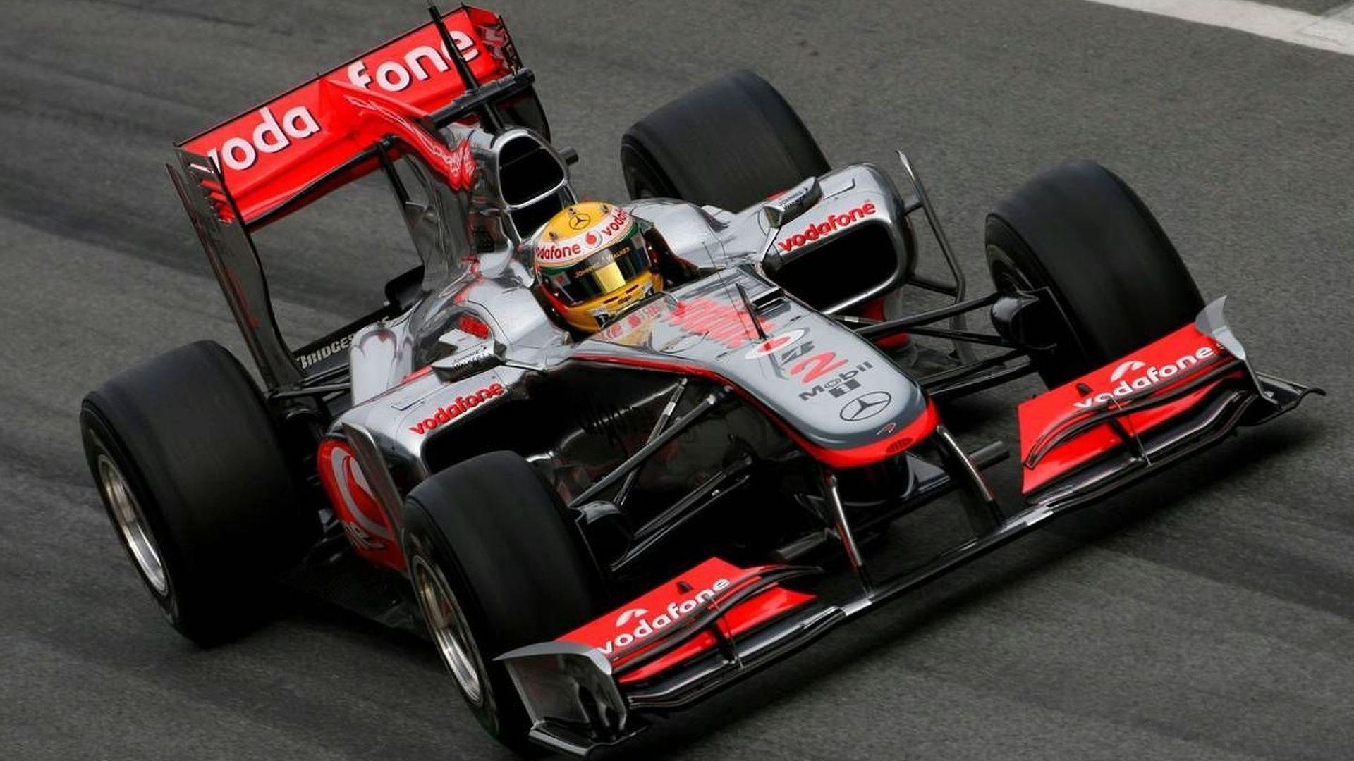 FIA asked to rule on McLaren rear wing legality