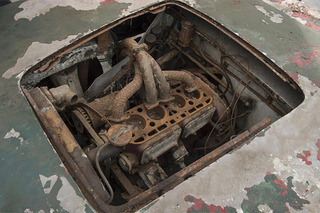 This Abandoned Aston Martin Prototype is Worth $1 Million