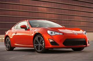 Toyota Planning FR-S-Based Sedan?