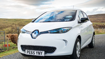 50,000th Renault Zoe rolls off production line