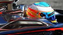 Alonso thought he was 13 after Barcelona crash