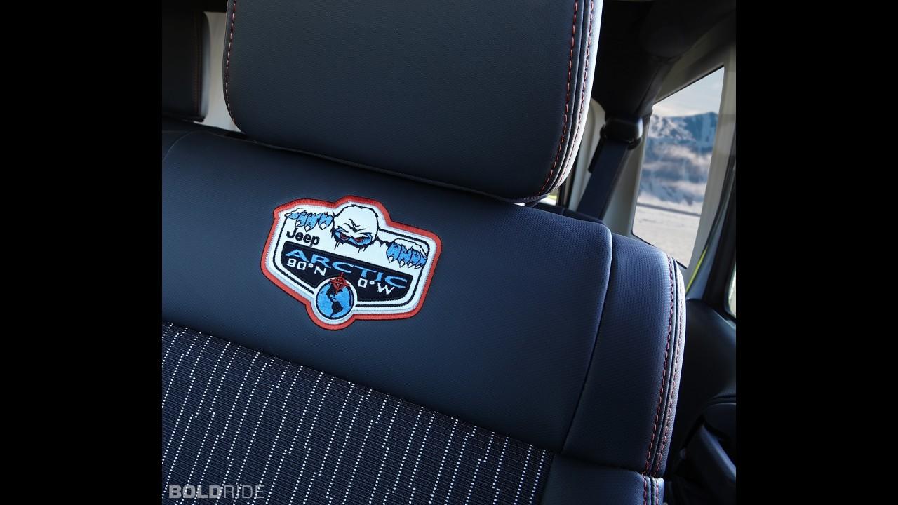 Jeep Wrangler Unlimited Arctic