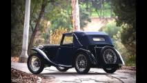 MG TA Tickford Drophead Coupe