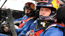 Rally made Raikkonen better F1 driver - Solberg