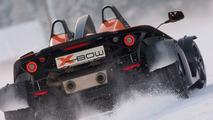 KTM X-Bow in Winter