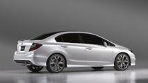 2012 Honda Civic sedan concept 10.01.2011