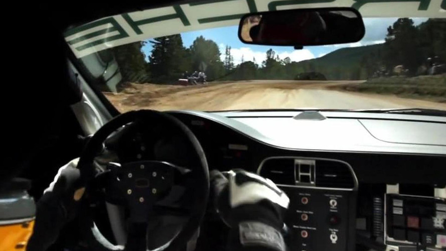 Porsche 911 GT3 Pikes Peak record on video - carporn