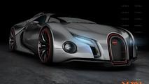 New Bugatti Veyron to hit 270 mph