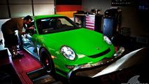 SharkWerks 3.9L Engine Kit for Porsche GT3