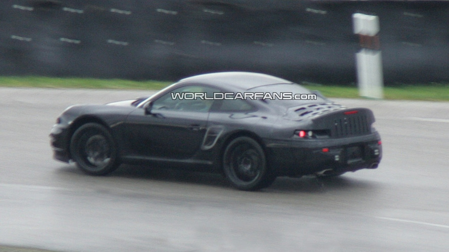 Next generation 2011 Porsche 998 Spy Photos