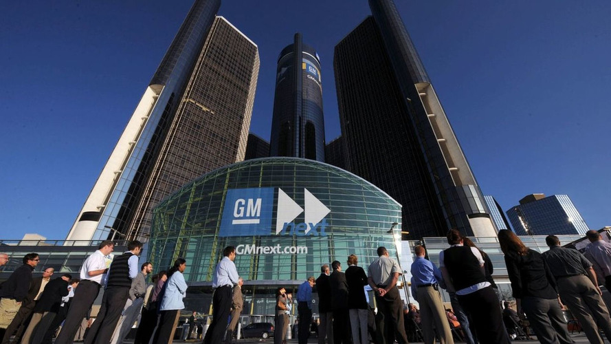 GM raises stock prices ahead of IPO