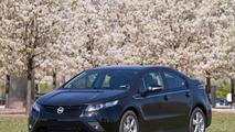 First pre-production 2012 Opel Ampera, Warren, Michigan, 23.04.2010