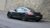 Next Generation Porsche Cayman Mule