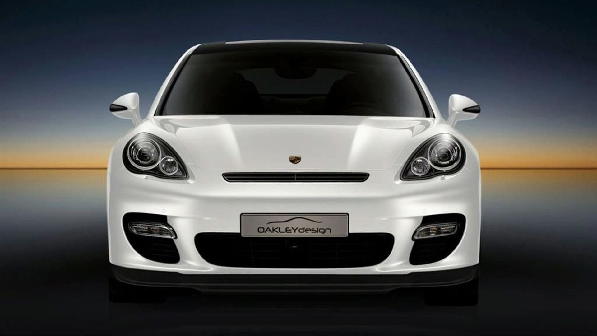 Oakley Design Shows their Panamera offering