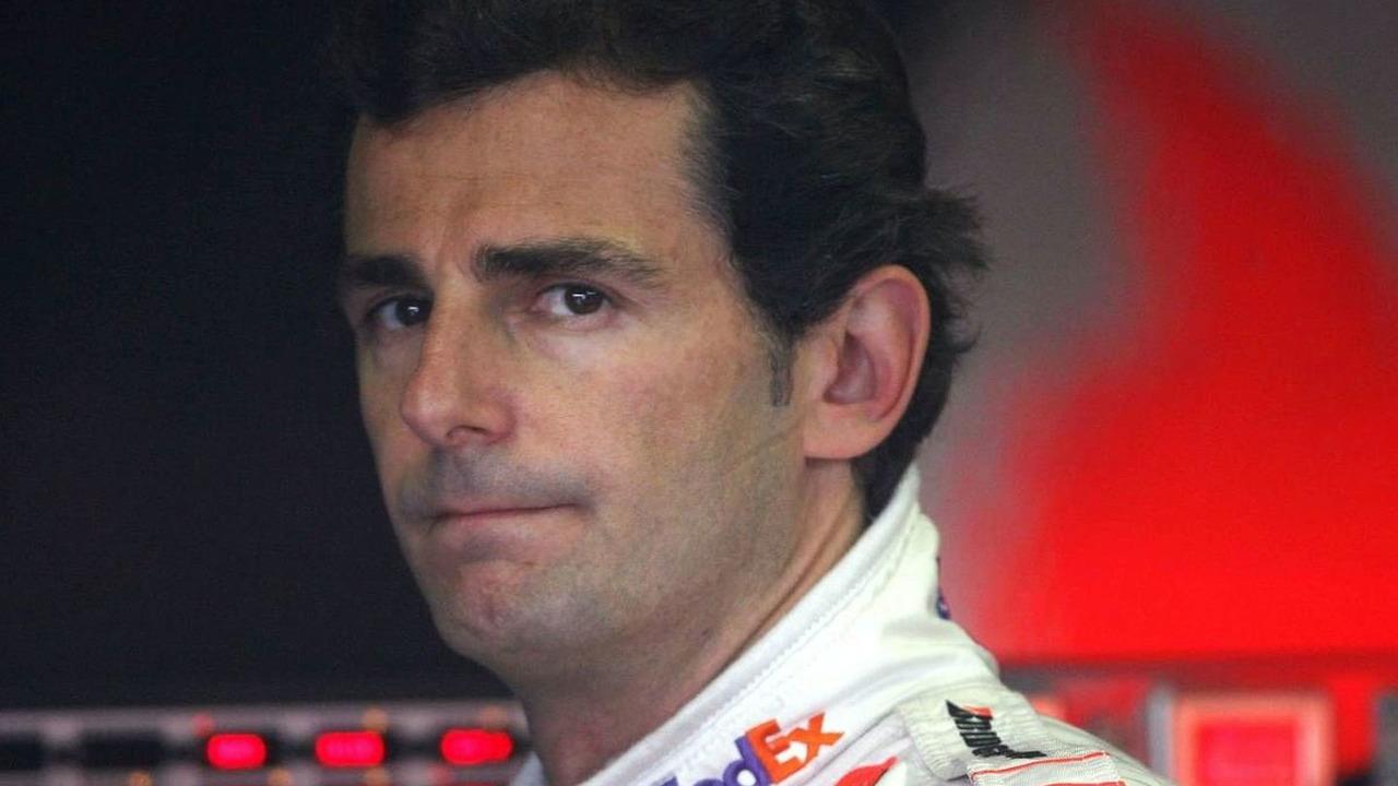 Pedro de la Rosa, Test Driver, McLaren Mercedes, Paul Ricard, France 16.05.2007