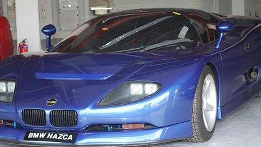 €725,000 BMW ItalDesign Nazca for sale