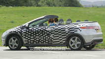 New Honda Civic Convertible Spy Photos