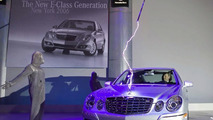 Mercedes E-Class High Voltage Presentation in New York