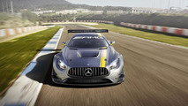 Mercedes-AMG GT3 officially unveiled