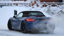 Porsche Boxster 'RS Spyder' spied for the first time