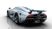 Koenigsegg Regera goes official with 'way over 1500 HP', production limited to 80 examples