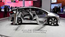 Renault Eolab concept at 2014 Paris Motor Show