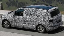 2015 Volkswagen Touran spied in Europe