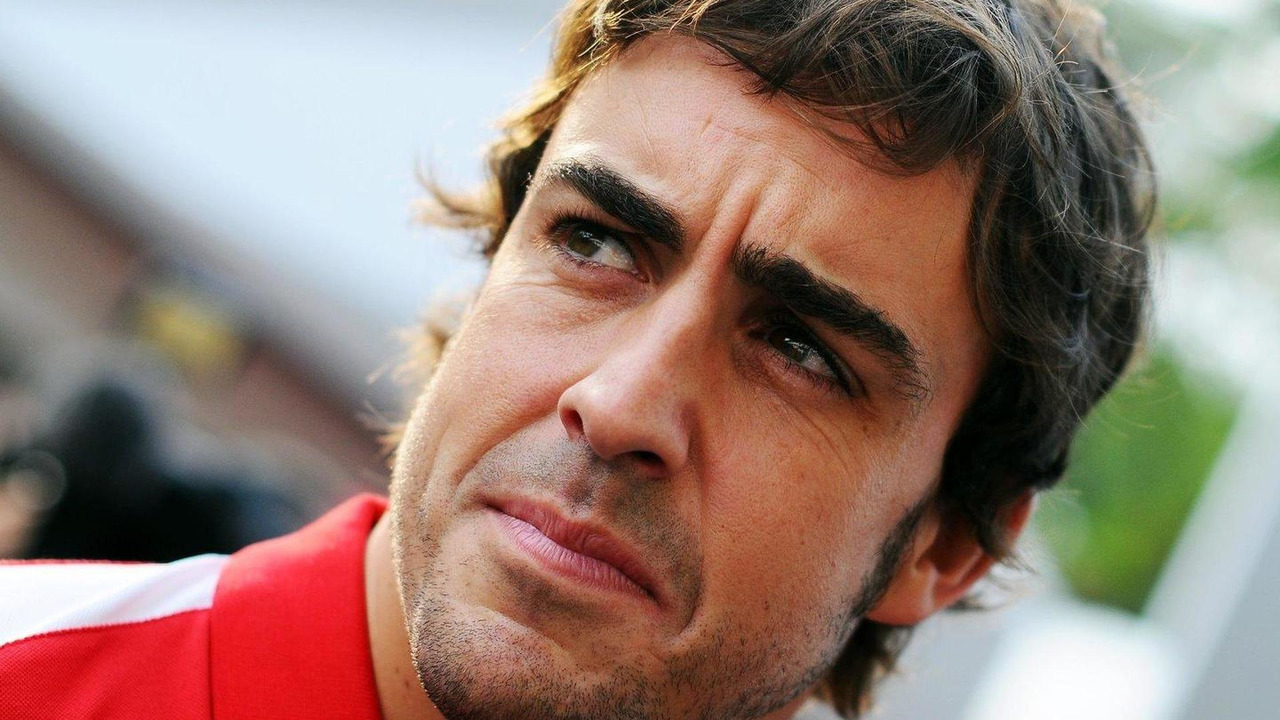 Fernando Alonso 19.09.2013 Singapore Grand Prix