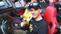 Tour de France winner gets a custom Jaguar F-Type