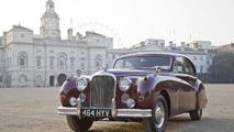 1955 Jaguar Mark VIIM Saloon 09.7.2013