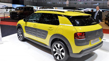 Citroen to increase C4 Cactus production and availability to keep up with demand