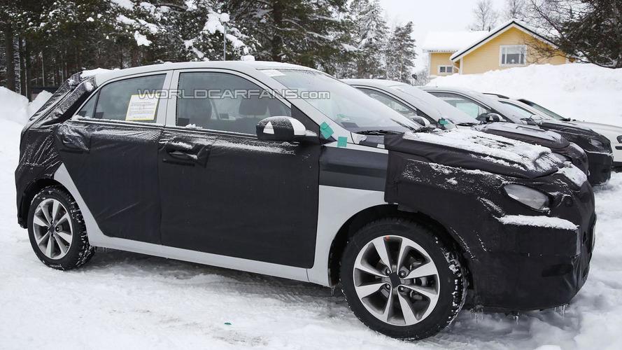 2015 Hyundai i20 spied yet again