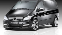 Mercedes-Benz Viano facelift gets full styling kit from JMS and Piecha Design