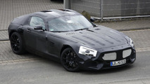Mercedes SLC / C190 to be called the AMG GT - report