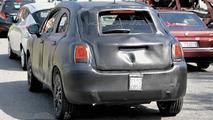 2015 Fiat 500X spy photo
