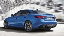 Alfa Romeo préparerait une Giulia Veloce de 350 ch
