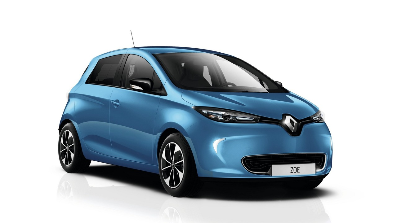 updated renault zoe z e 40 revealed boasts a 250 mile range nedc thanks to. Black Bedroom Furniture Sets. Home Design Ideas