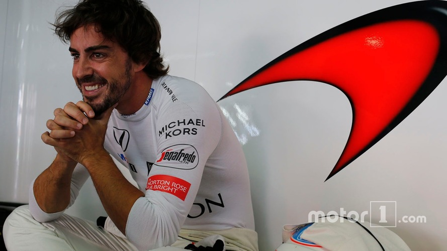 Alonso says McLaren best team he's worked with