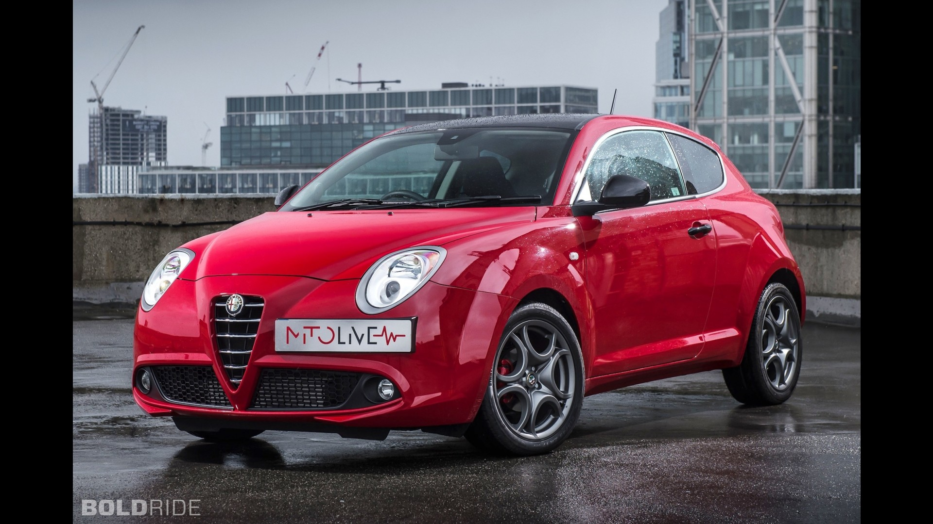 Alfa Romeo MiTo Live