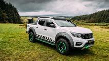 Nissan Navara EnGuard Concept - Un véhicule de sauvetage en conditions extrêmes