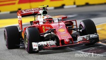 Raikkonen still has faith in Ferrari despite Singapore strategy call