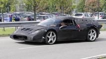 2014 Ferrari Enzo successor mule spy photo