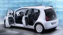 Volkswagen Up! five-door 23.01.2012