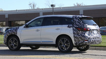 2016 Infiniti QX60 spy photo