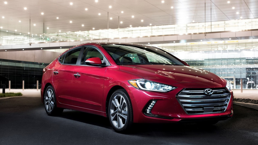 2017 Hyundai Elantra Sport to debut at SEMA, could have 200 hp