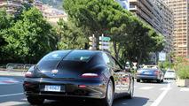 Very rare Bugatti EB112 prototype spotted in Monaco
